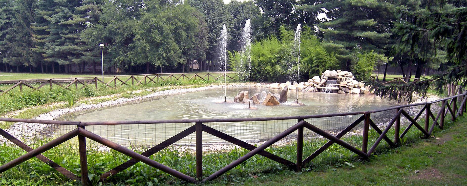 Irriflor piscine giardini ed aree benessere for Laghetti nei giardini