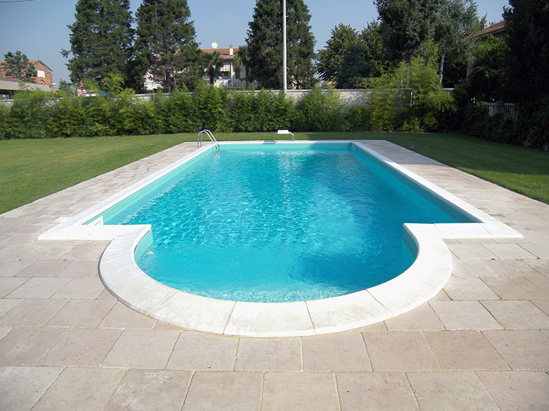 Costo Di Una Piscina Interrata. Piscina By Pallaoro Balzan E Associati With Costo Di Una Piscina ...
