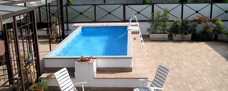 differenze tra piscine interrate e piscine fuori terra