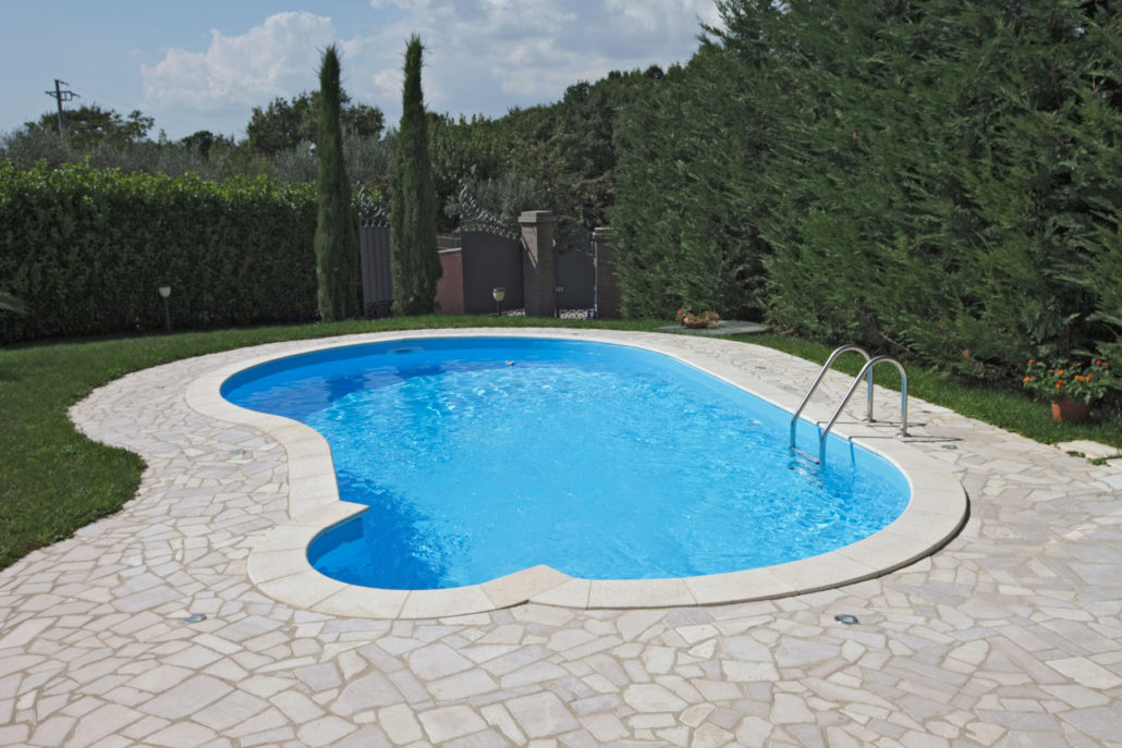 Come scegliere gli accessori per la tua piscina interrata irriflor - Accessori per piscina ...